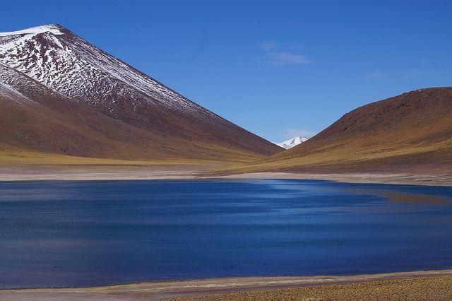 TARIFA ERROR: VUELOS A CHILE POR 290EUROS DESDE FRANKFURT