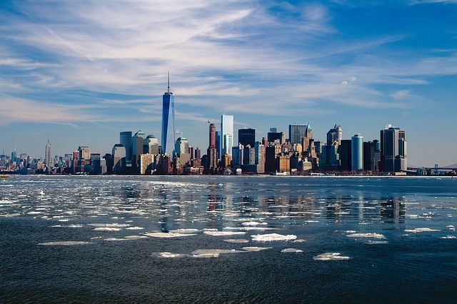 VUELOS A NUEVA YORK EN AGOSTO POR 393EUROS