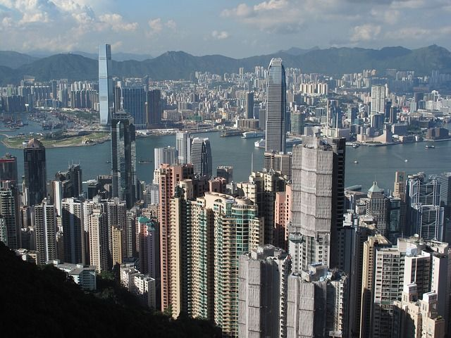 ¡CHOLLAZO! VUELOS A HONG KONG POR 327EUROS