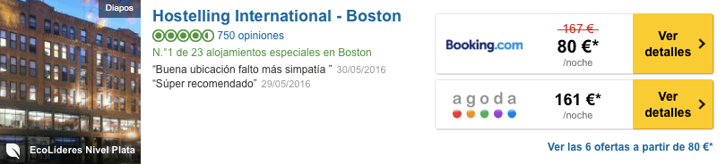 hostal boston barato