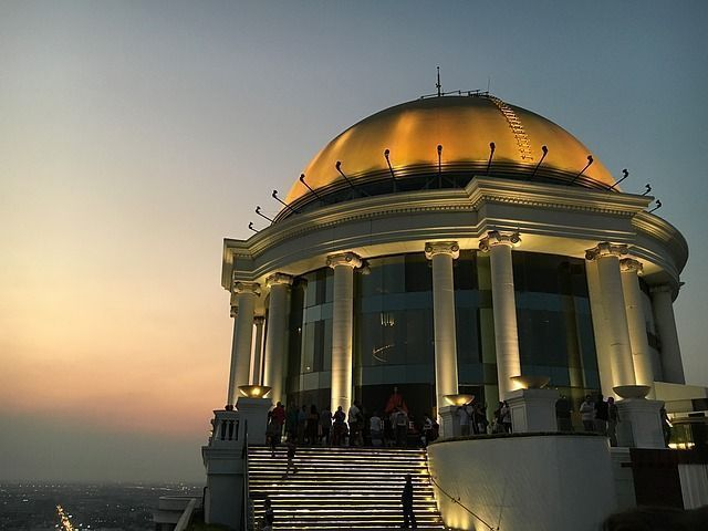 LUJO ASIÁTICO EN BANGKOK: DORMIR EN 10 HOTELES 5 ESTRELLAS A PRECIO LOW COST