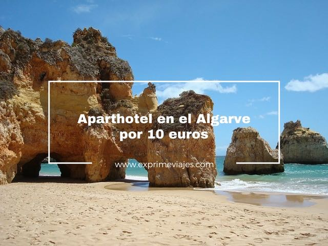 ¡WOW! APARTHOTEL EN EL ALGARVE POR 10EUROS