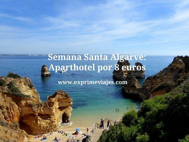 SEMANA SANTA ALGARVE: APARTHOTEL POR 8EUROS