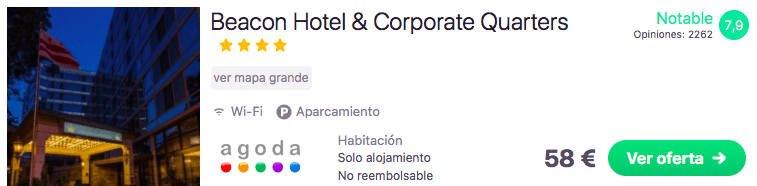 WASHINGTON VERANO: HOTEL 4* POR 29 EUROS