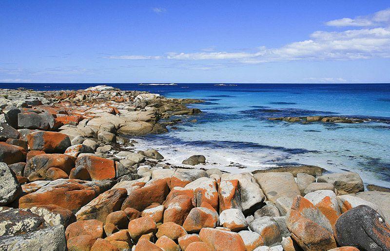 Bay of Fires Tasmania