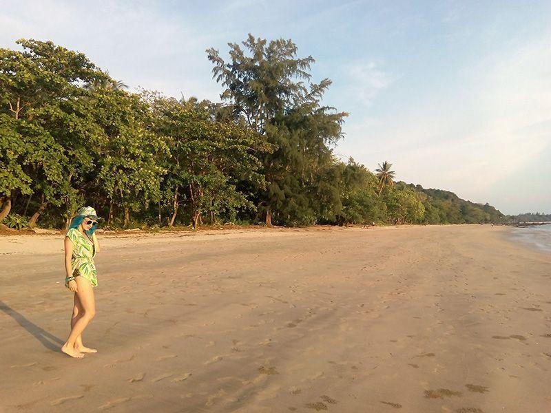 Paola en Tailandia Exprimeviajera