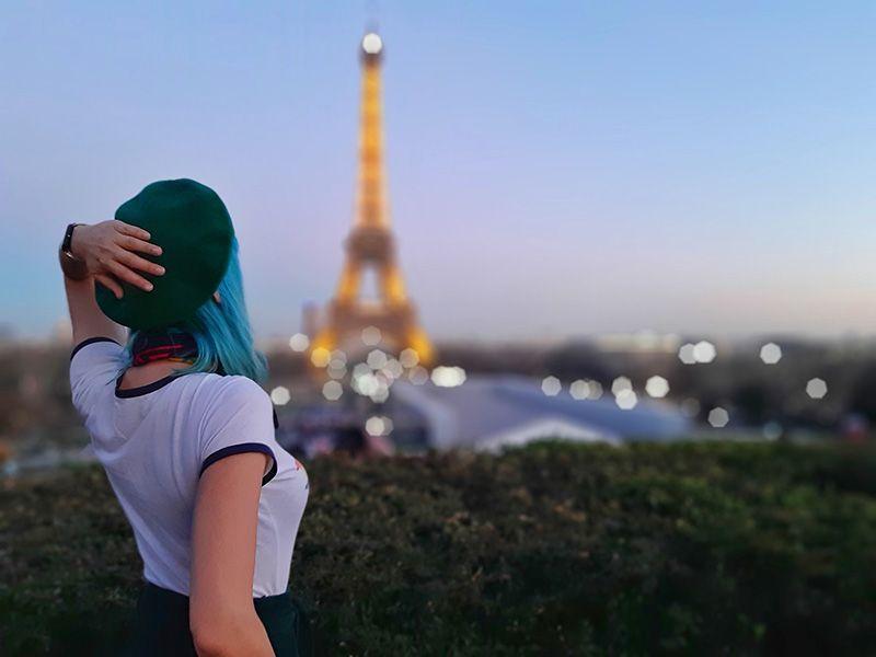 Paola Torre Eiffel