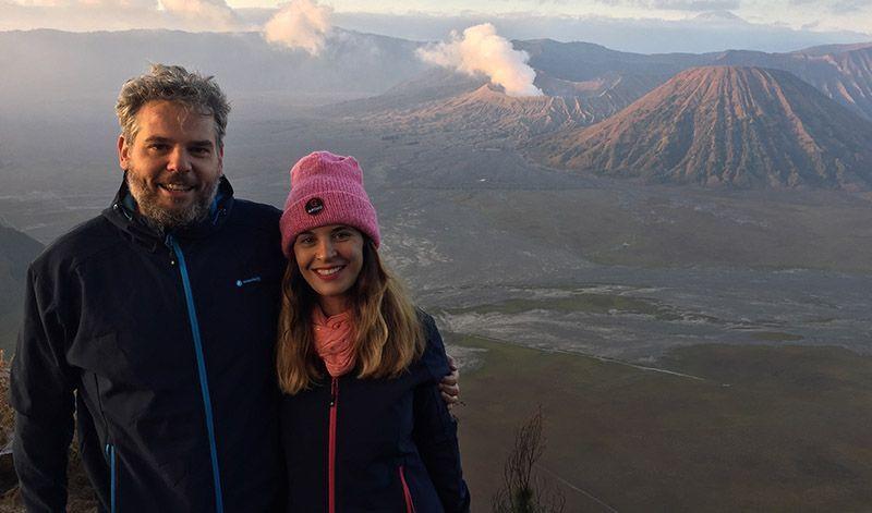 Exprimeviajero Yolanda y Pedro Malasia Exprime Viajes