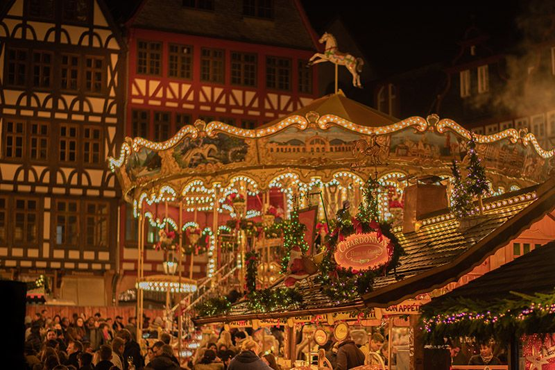 Mercado navideño europa alemania