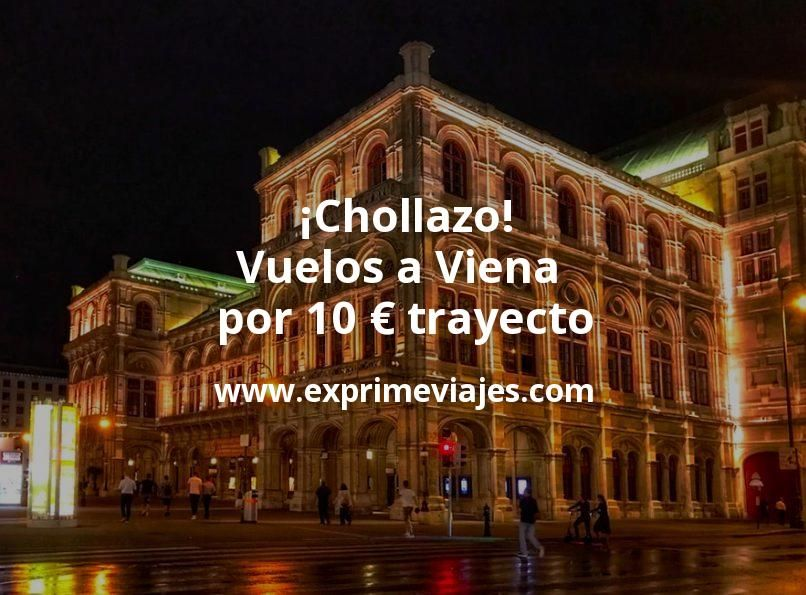 ¡Chollazo! Vuelos a Viena por 10euros trayecto