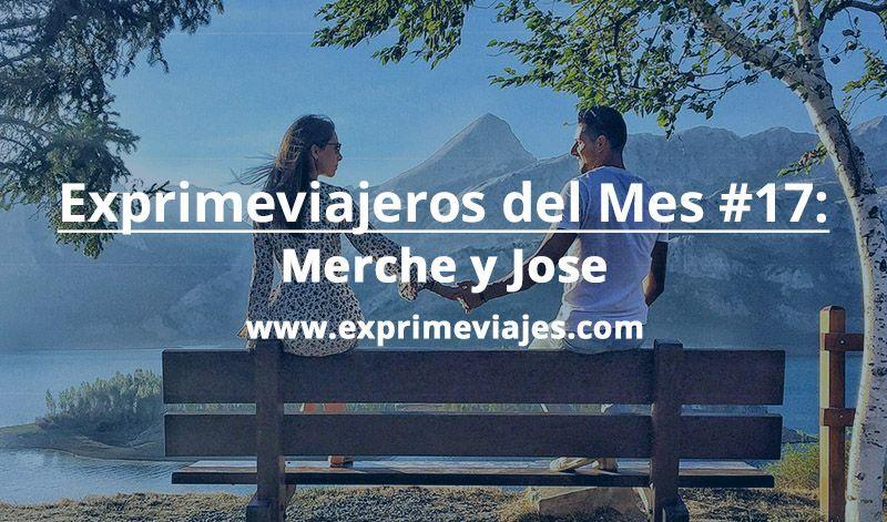 """""""Jose siempre lleva a nuestros viajes algo que me regala para hacerlos aún más especiales"""""""