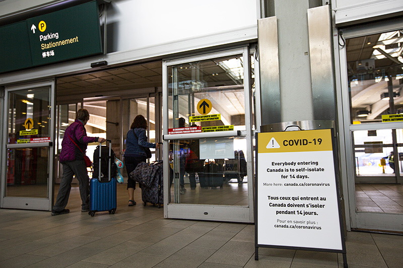 Aeropuerto covid medidas propuestas iata