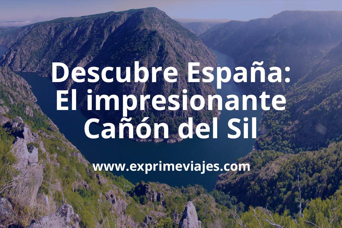 El Gran Cañón de España está en Galicia: Descubre España