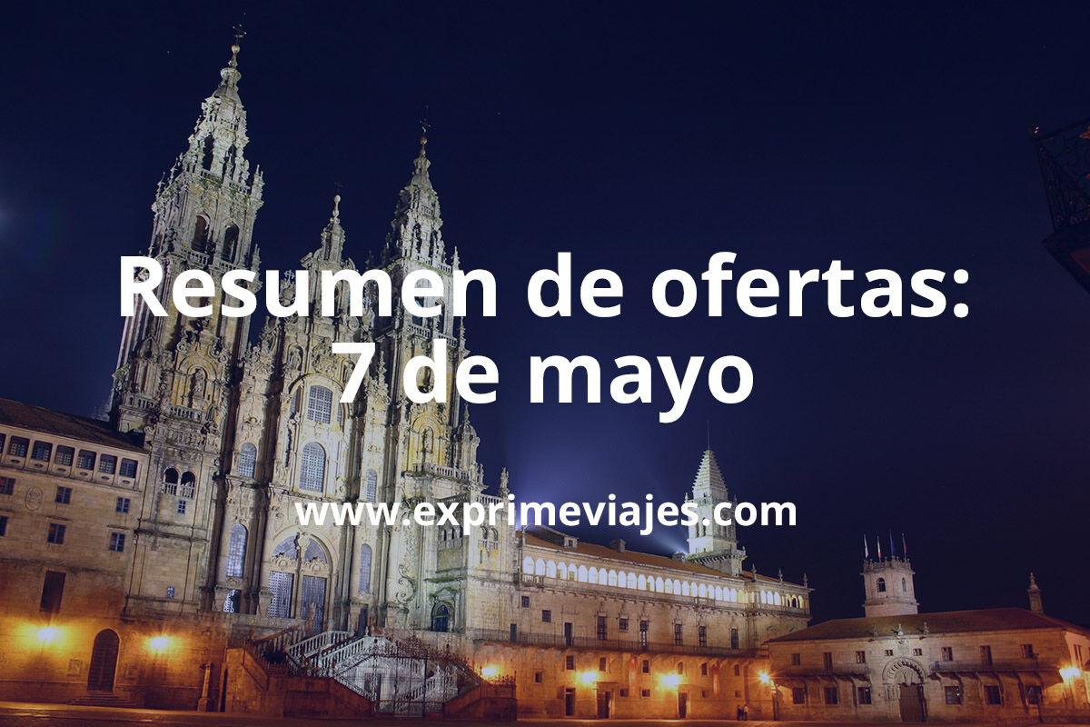 Resumen de ofertas y chollos – 7 de mayo