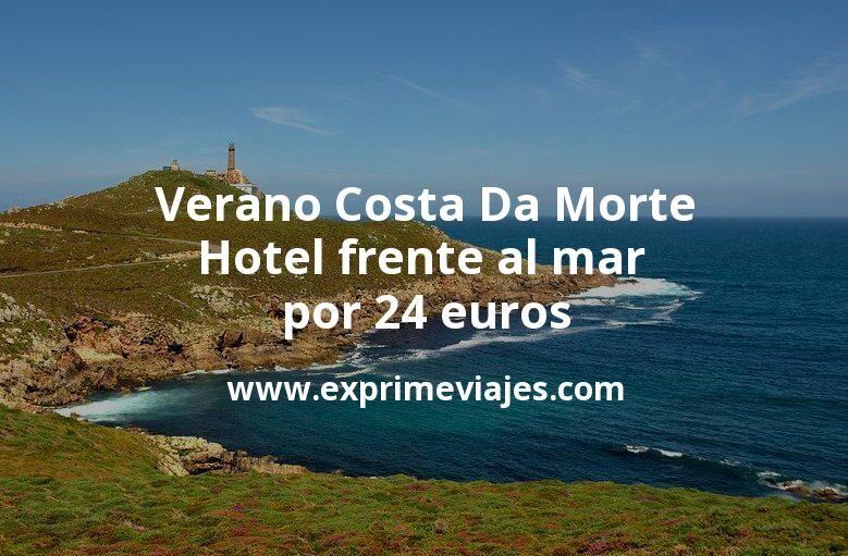Verano Costa Da Morte: Hotel frente al mar por 24€ p.p/noche