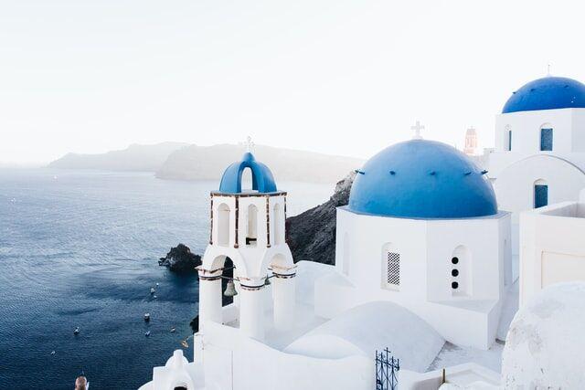 Grecia isla viajar verano covid