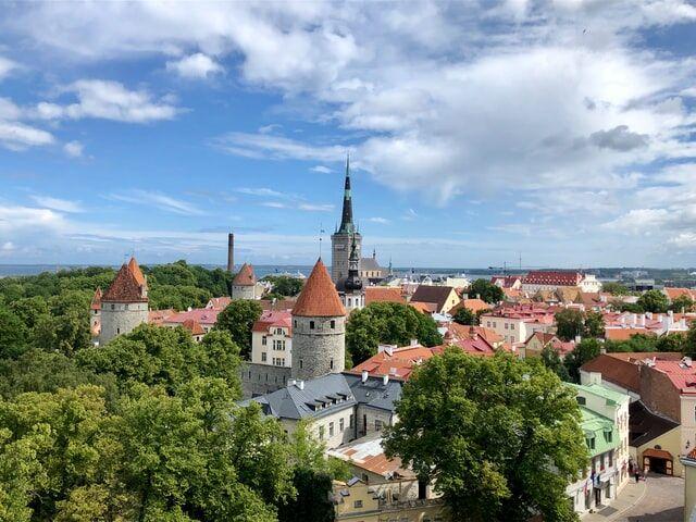 Estonia viajar verano covid