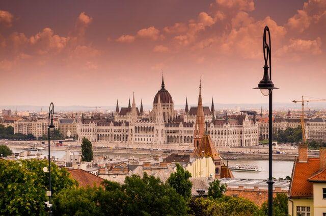 Hungría viajar verano covid