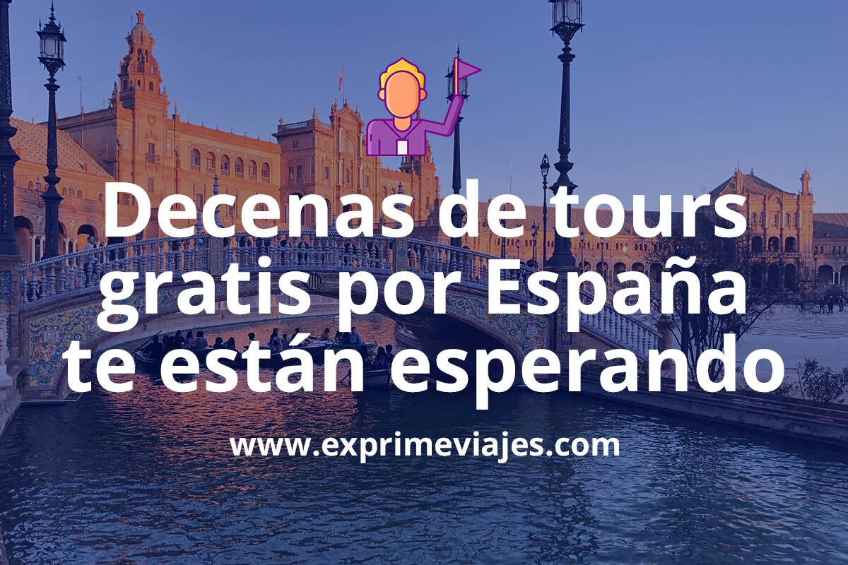 Free tours por las ciudades de España con Civitatis