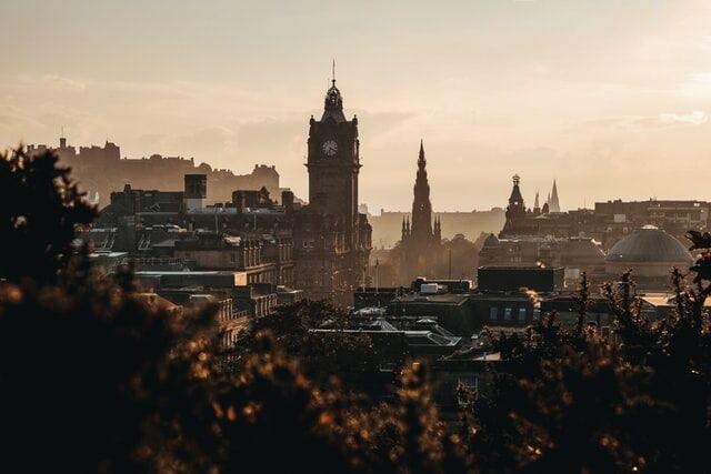 Edimburgo, Escocia, Reino Unido