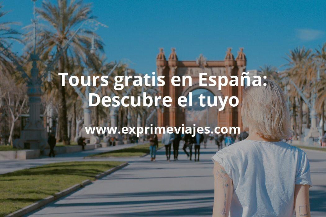 Tours Gratis en España: Descubre el tuyo en Vipealo