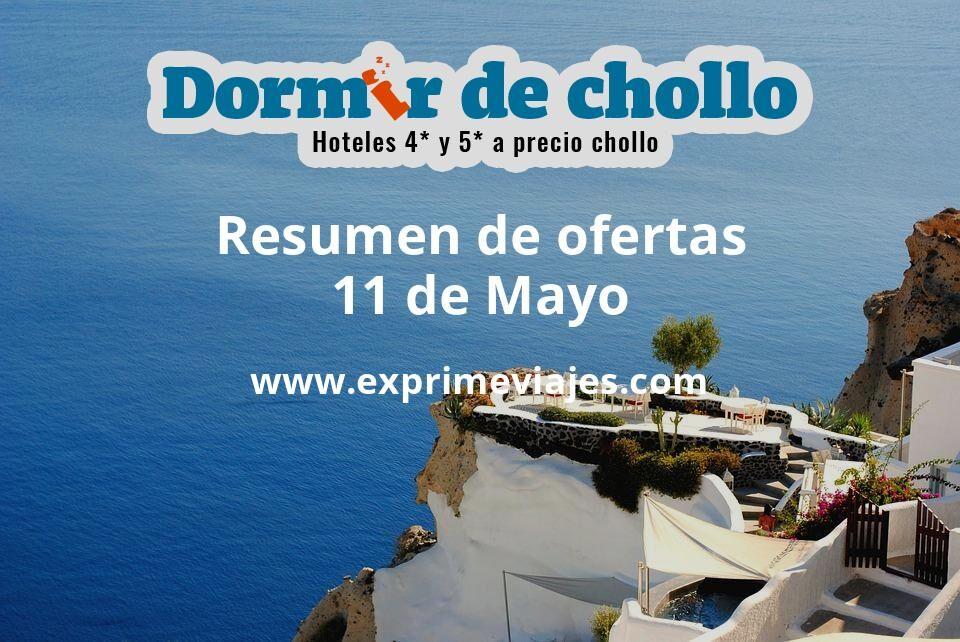 Resumen de ofertas de Dormir de Chollo – 11 de mayo