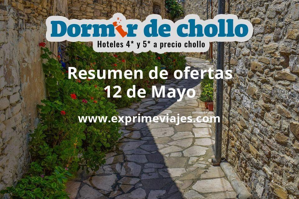 Resumen de ofertas de Dormir de Chollo – 12 de mayo