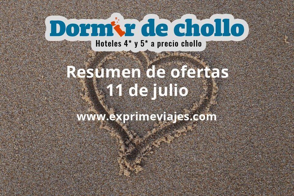 Resumen de ofertas de Dormir de Chollo – 11 de julio