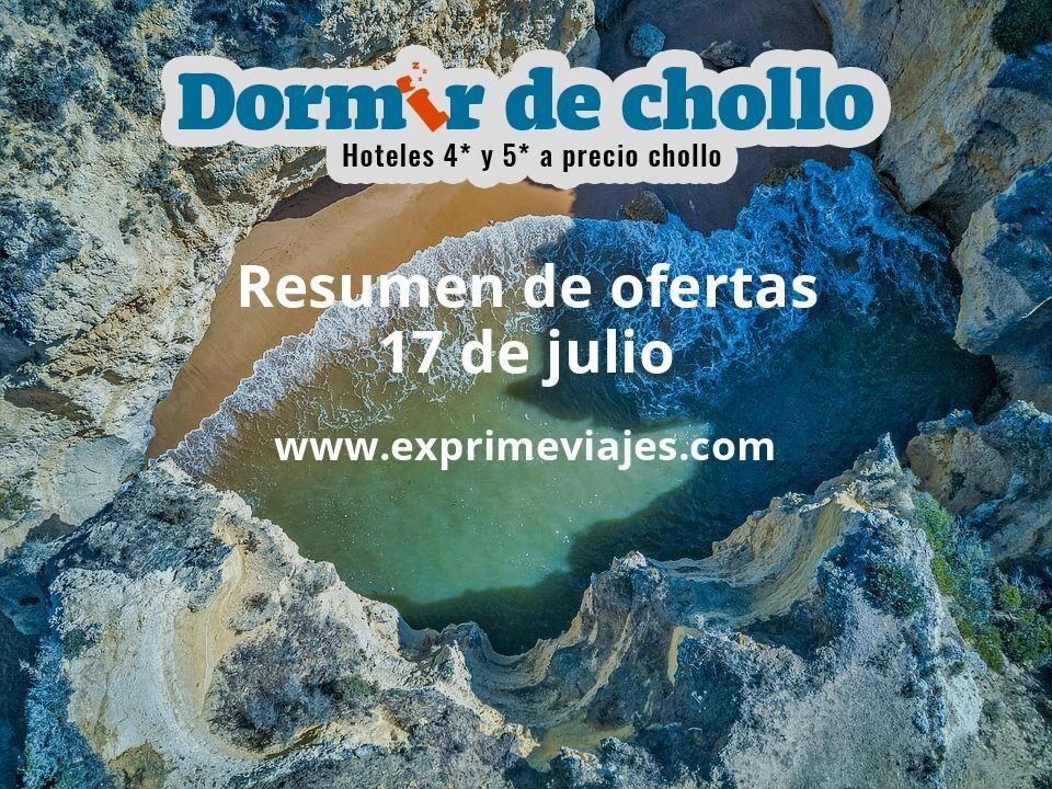 Resumen de ofertas de Dormir de Chollo – 17 de julio